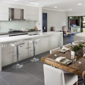 kitchen and living room tiles