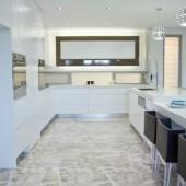 modern kitchen tiles